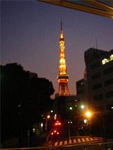 016 - 港区神谷町駅から、愛宕神社までの道すがら